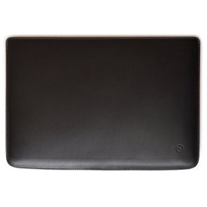 Photo3: buzzhouse design Handmade leather case for MacBook Pro13 with Retina display(Mid 2015) Black (Made in Japan)
